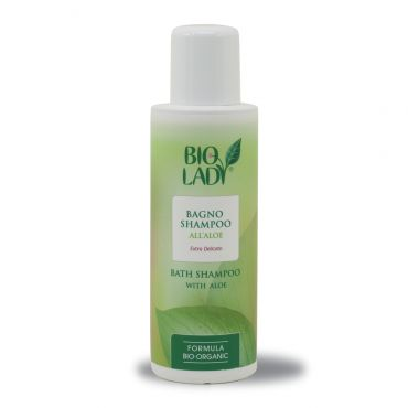 Bagno Shampoo all'Aloe 200ml - Bio Lady