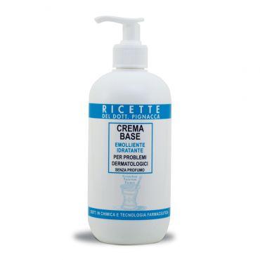 crema base pelli sensibili ricette