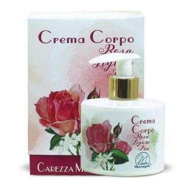 crema corpo alla rosa