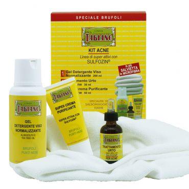 trattamento quotidiano per prevenire e curare l'acne