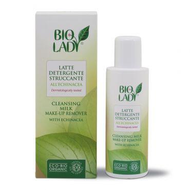 Latte Detergente Struccante Viso 150ml - Bio Lady