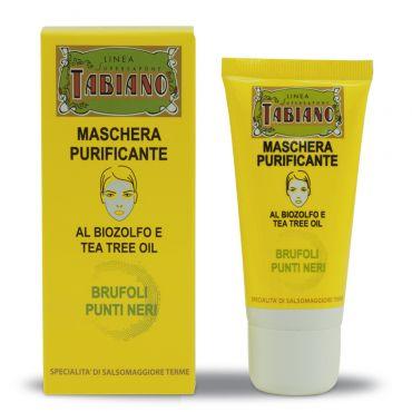 maschera purificante al tea tree oil