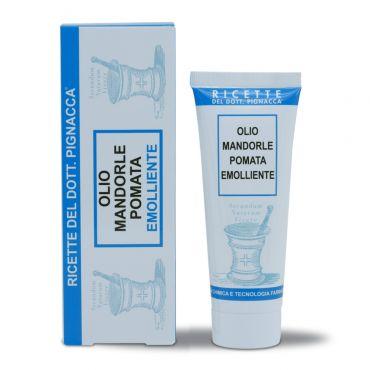 Olio di Mandorle Pomata Emolliente 75ml - Ricette del Dott. Pignacca
