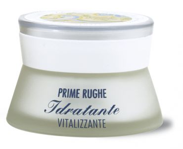 crema idratante prime rughe vitalizzante viso
