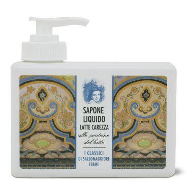 Sapone liquido Latte Carezza 250ml - Carezza Salsomaggiore