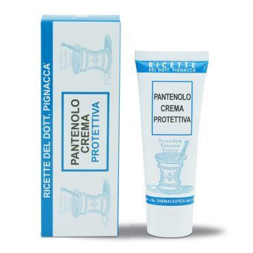 crema protettiva e riparatrice al pantenolo