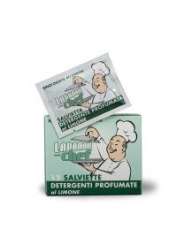 Salviettine Lavamani dello chef