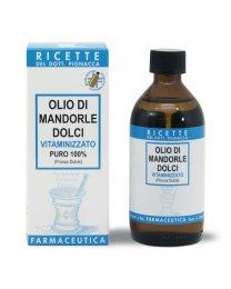 Olio di Mandorle 200ml - Ricette del Dott. Pignacca