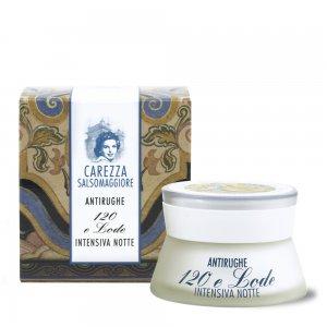 Crema Antirughe Rigenerante 120 e Lode INTENSIVA NOTTE 50ml - Carezza Salsomaggiore