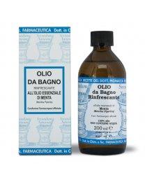Tea Tree Oil e Menta Olio da Bagno 200ml - Ricette del Dott. Pignacca