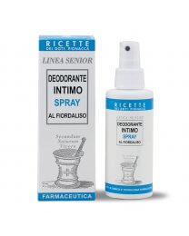 Deodorante Intimo Spray 100ml - Ricette del Dott. Pignacca
