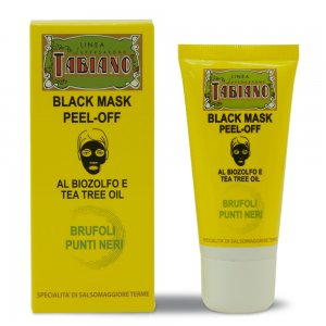 Black Mask Peel-Off 50ml - Linea Supersapone Tabiano
