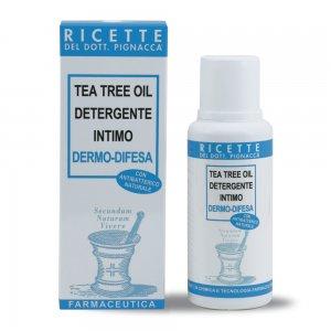 Tea Tree Oil Detergente Intimo Dermo-Difesa 250ml - Ricette del Dott. Pignacca
