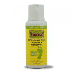 Detergente Piedi Deodorante Igienizzante 200ml - Linea Supersapone Tabiano