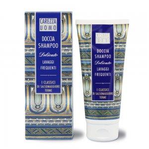 Doccia Shampoo Uomo 200ml - Carezza Salsomaggiore