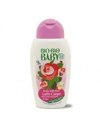 Latte Corpo alla Rosa 250ml - Bio Bio Baby