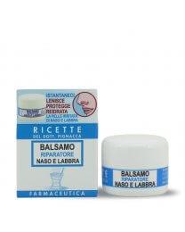 Balsamo Riparatore Naso e Labbra 15ml - Ricette del Dott. Pignacca