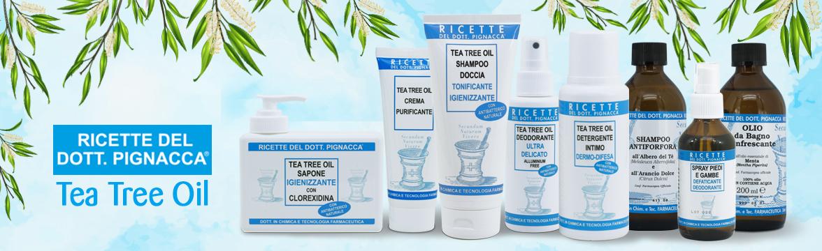 cosmetici tea tree oil