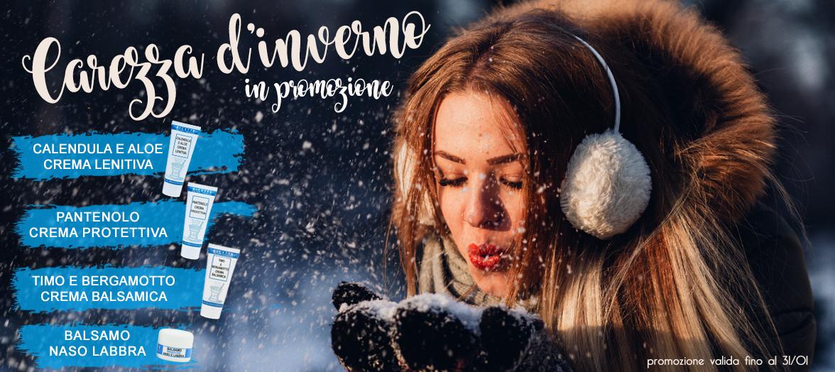 promozione cosmetici inverno