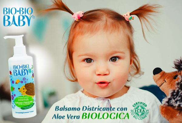 balsamo bambini biologico
